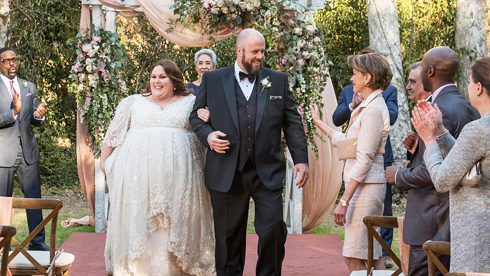 Chrissy Metz Chris Sullivan This Is Us