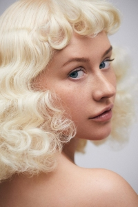 Christina Aguilera from 'Paper.'