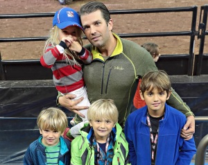 Donald Trump Jr., Divorce, Florida, Chloe Trump, Spencer Trump, Tristan Trump, Donald Trump III