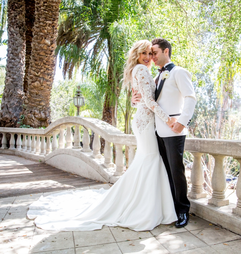Celebrity couples who tied the knot in March 2018