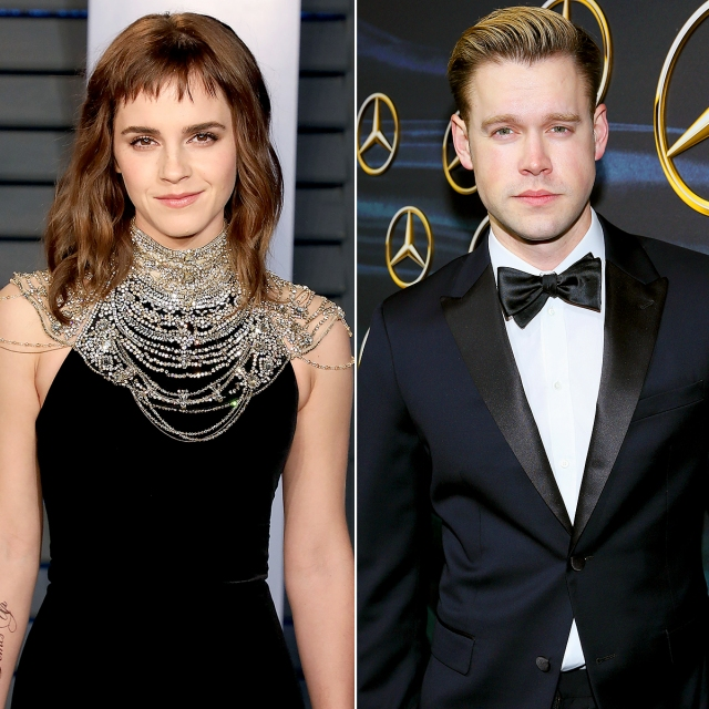 Emma Watson Spotted Holding Hands With Glee Alum Chord Overstreet