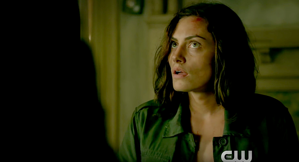 final-season-of-the-originals-pheobe - Phoebe Tonkin as Hayley on The Originals