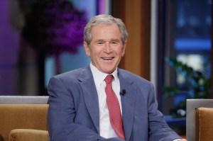 George W. Bush dance