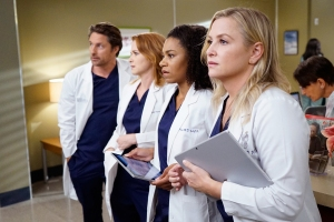 Sarah Drew and Jessica Capshaw leave grey's anatomy