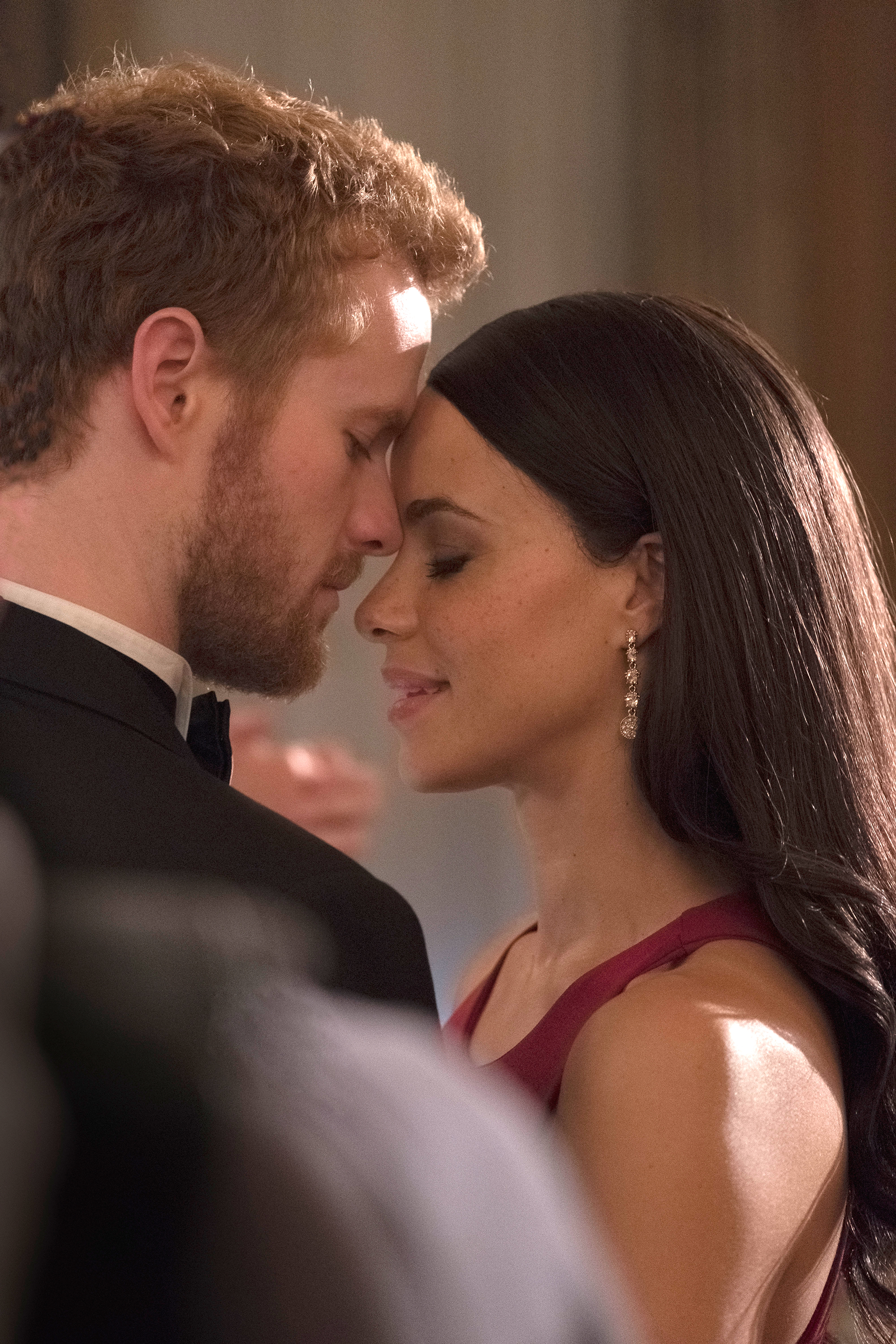 'Harry & Meghan: A Royal Romance' Movie Trailer Shows Royal Couple in Bed, Getting Engaged: Watch
