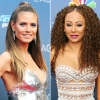 Heidi Klum Mel B Spice Girls Dance Parties