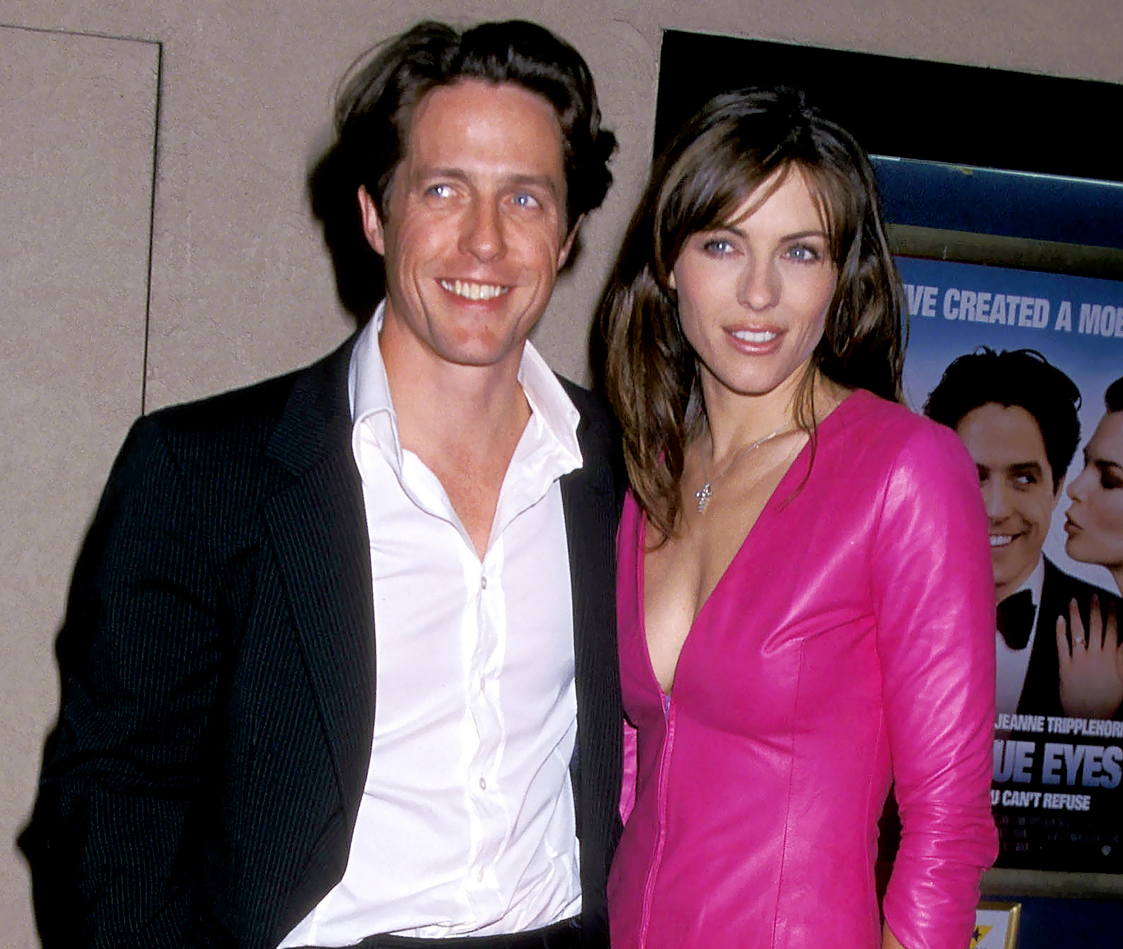 Congratulations! Hugh Grant welcomes fifth baby with girlfriend Anna Eberstein