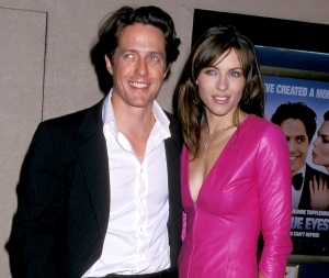 Hugh-Grant-and-actress-Elizabeth-Hurley-1999