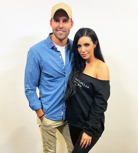 Robby Hayes and Scheana Marie