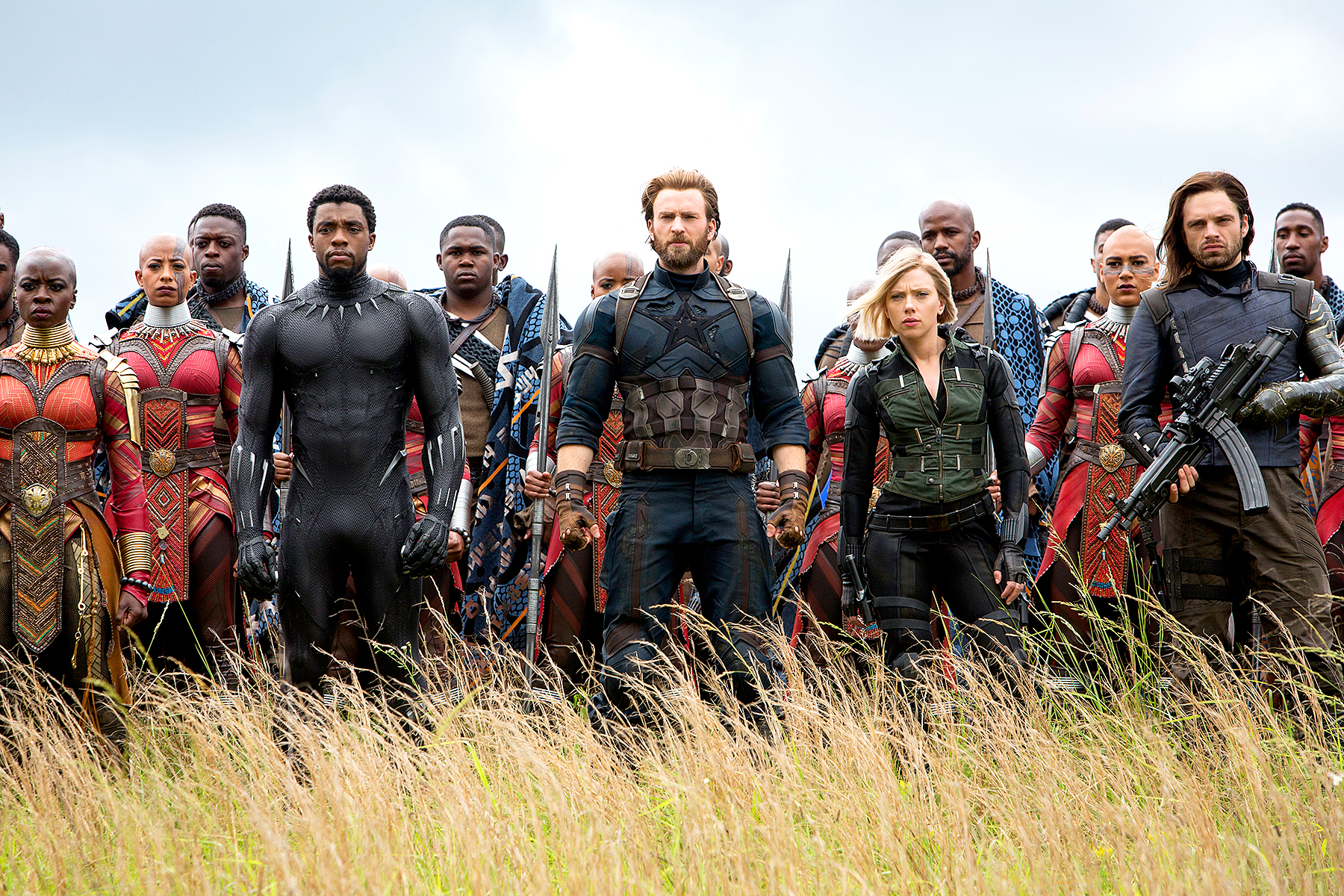 Avengers  Infinity War  Review  Marvel Superhero Bonanza Is  A Thrilling  Crowd-Pleaser  a7294bf4fe1