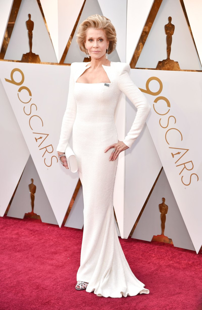 Jane Fonda AA Oscars 2018