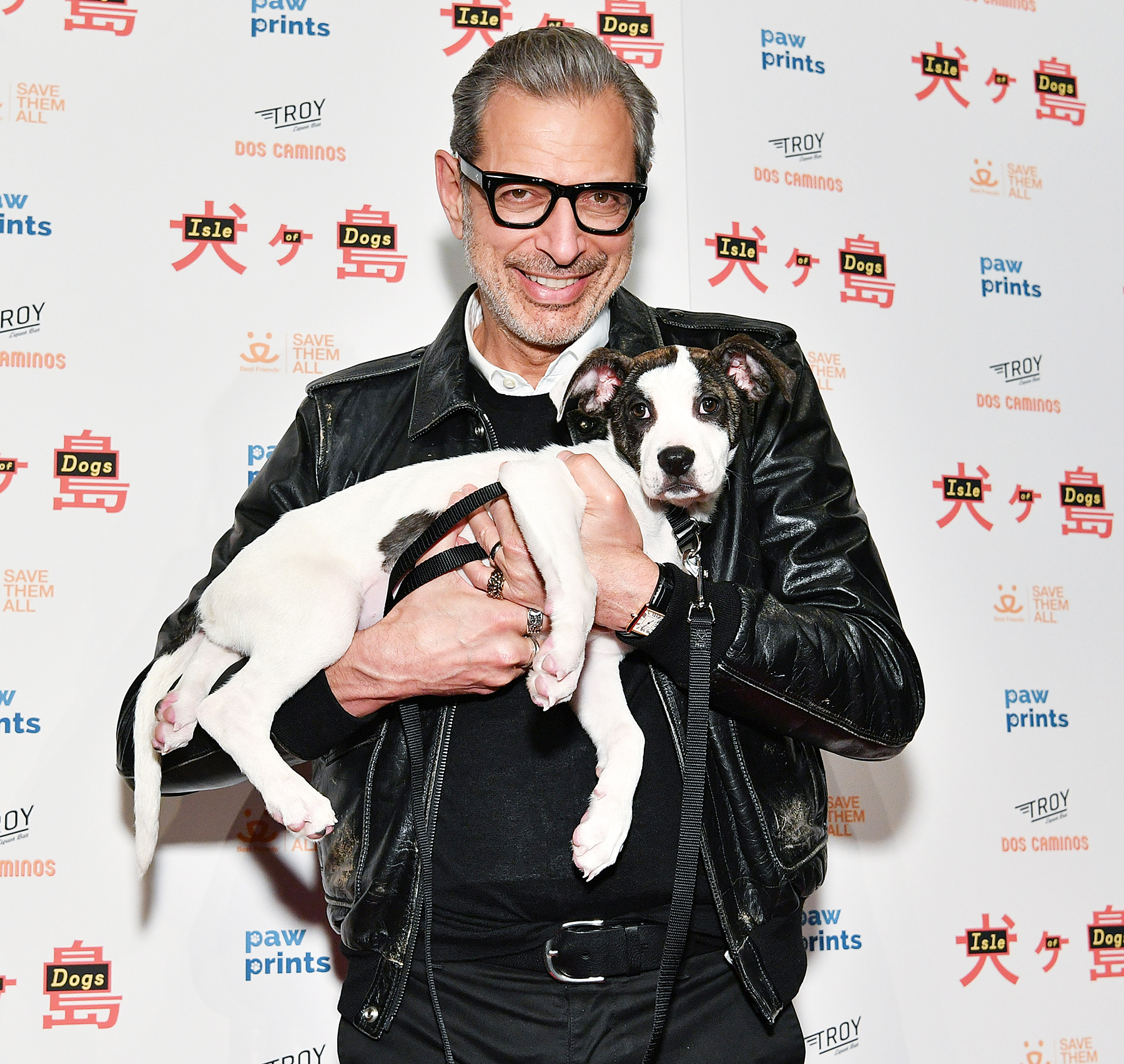 Jeff Goldblum Opens Up About Being an Older Dad