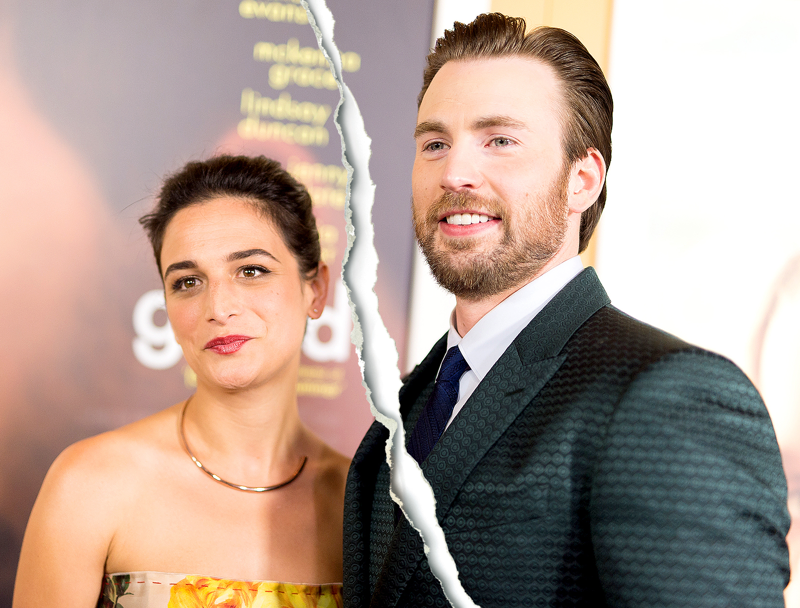 Jenny Slate Chris Evans split again
