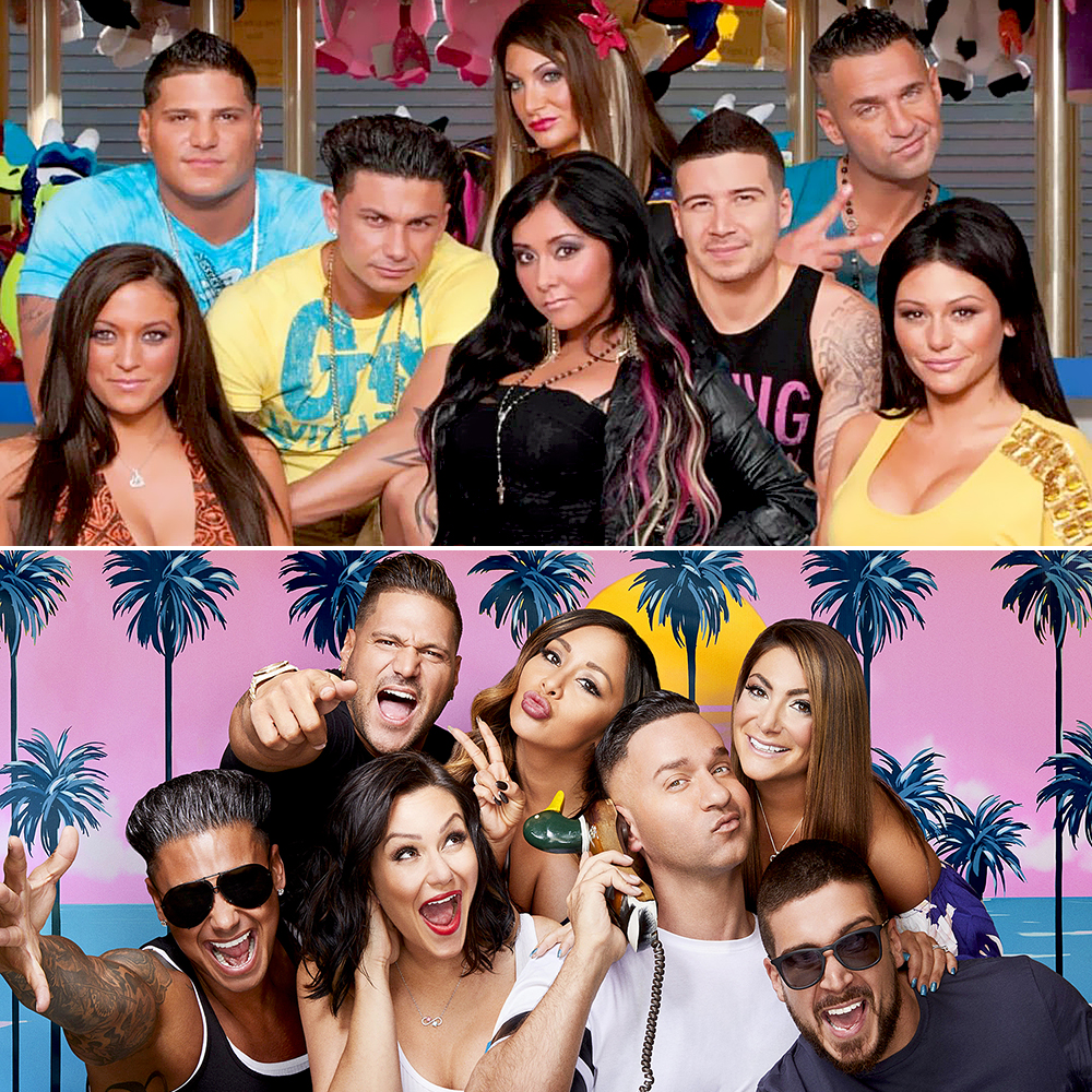 Jersey Shore' Cast Reveal How They've Changed Since 2009
