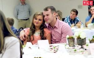 Kendra and Joe Duggar
