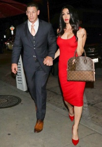 John Cena, Nikki Bella, Date, Craig's, West Hollywood, Kids' Choice Awards