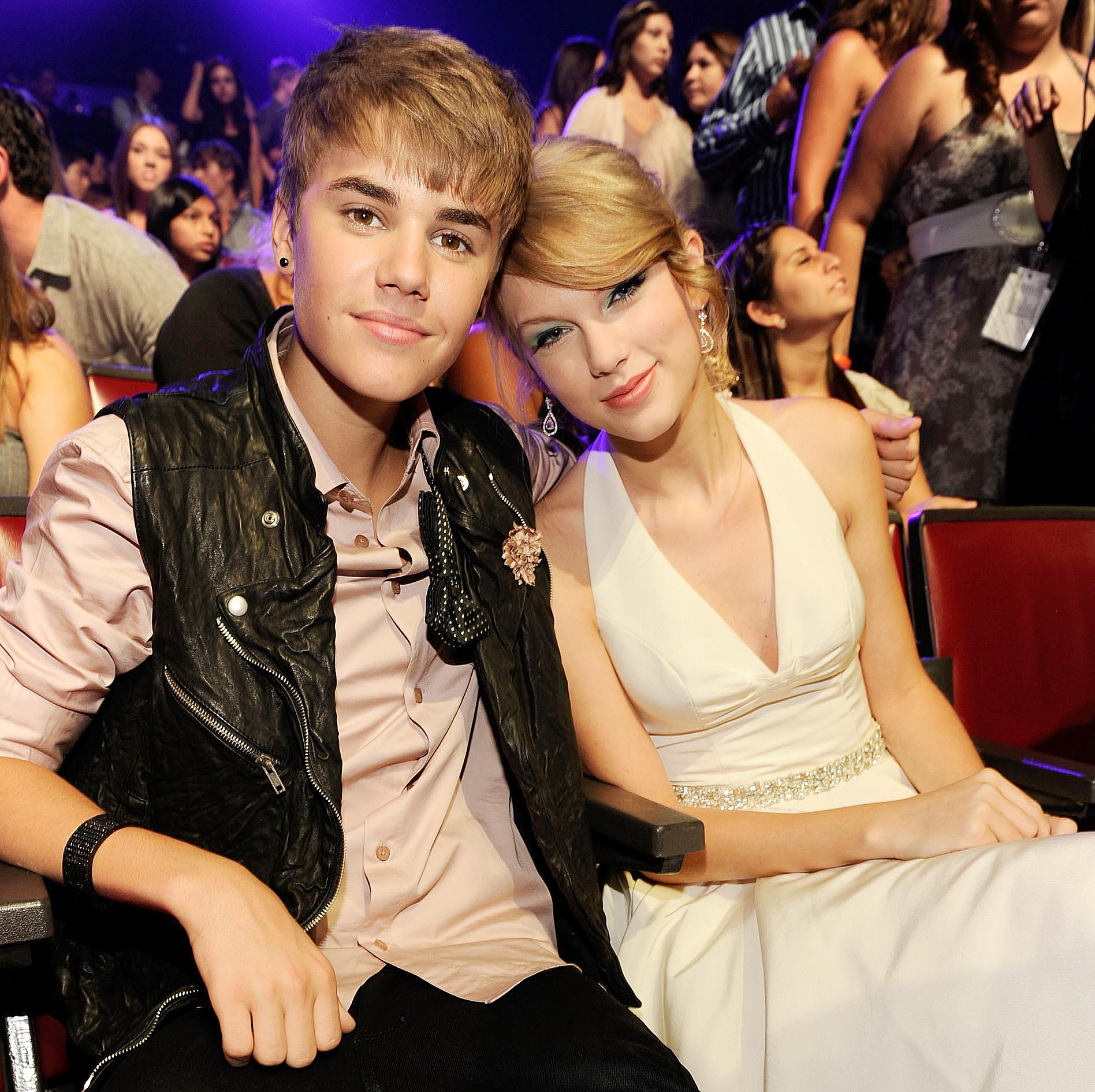 Taylor Swift Justin Bieber 2018 iHeartRadio Music Awards