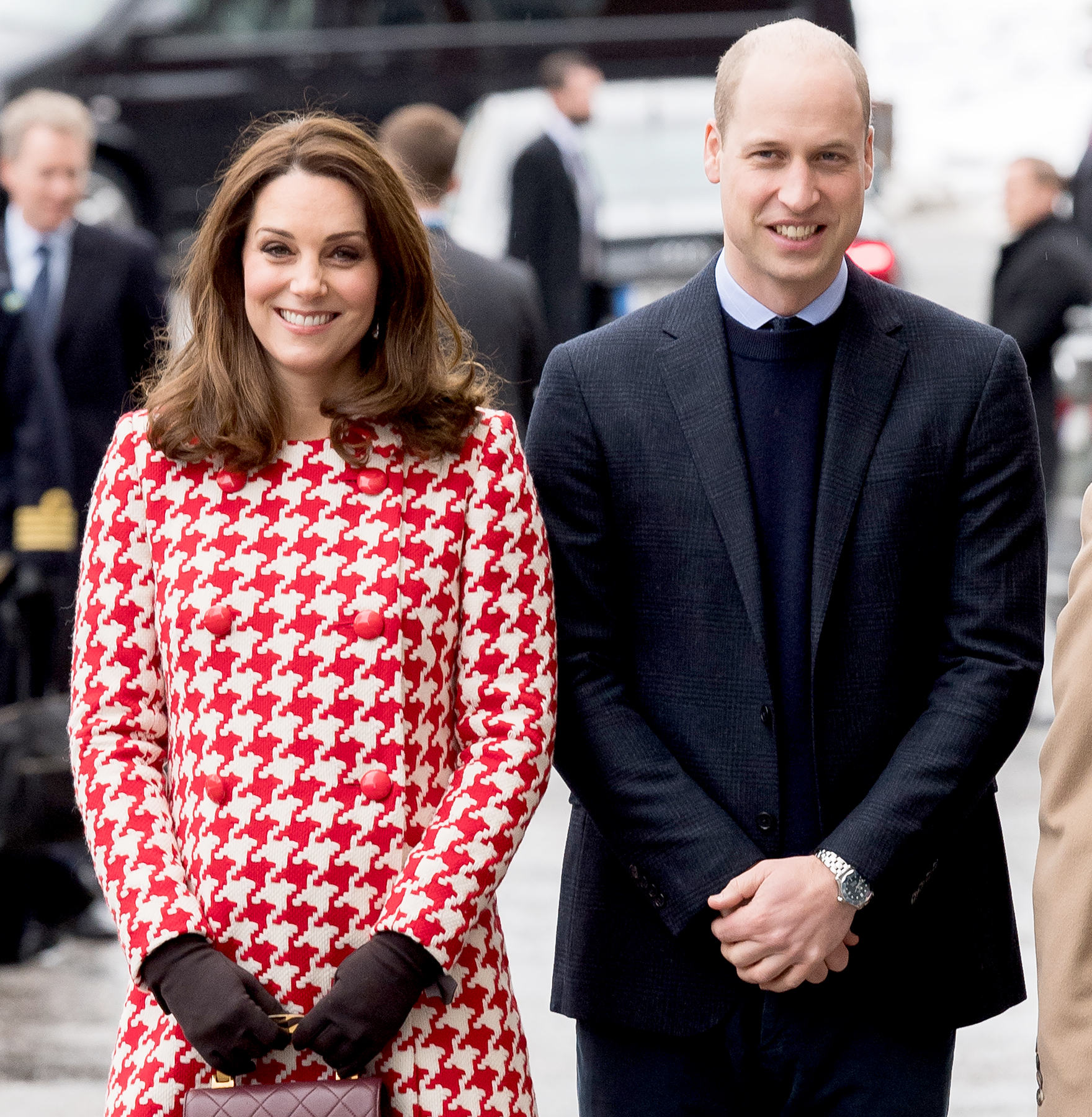 Duchess Kate and Prince William Prep for Royal Baby No. 3