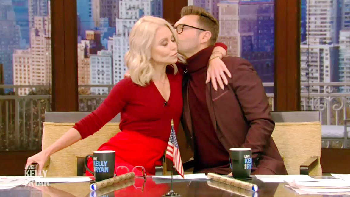 Kelly Ripa Addresses Sexual Misconduct Allegations Against Ryan Seacrest