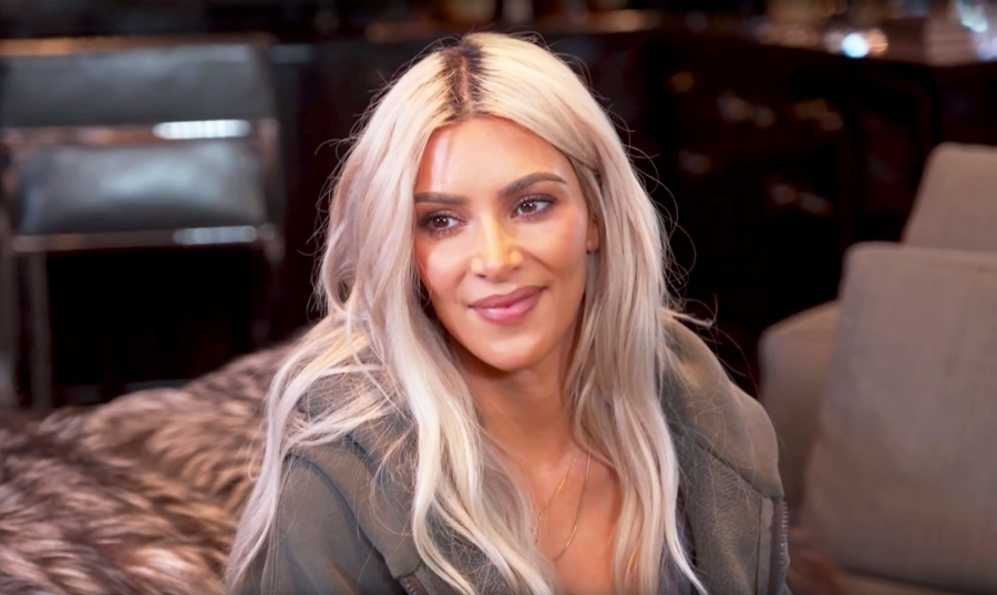 Kim Kardashian on 'Keeping Up with the Kardashians'