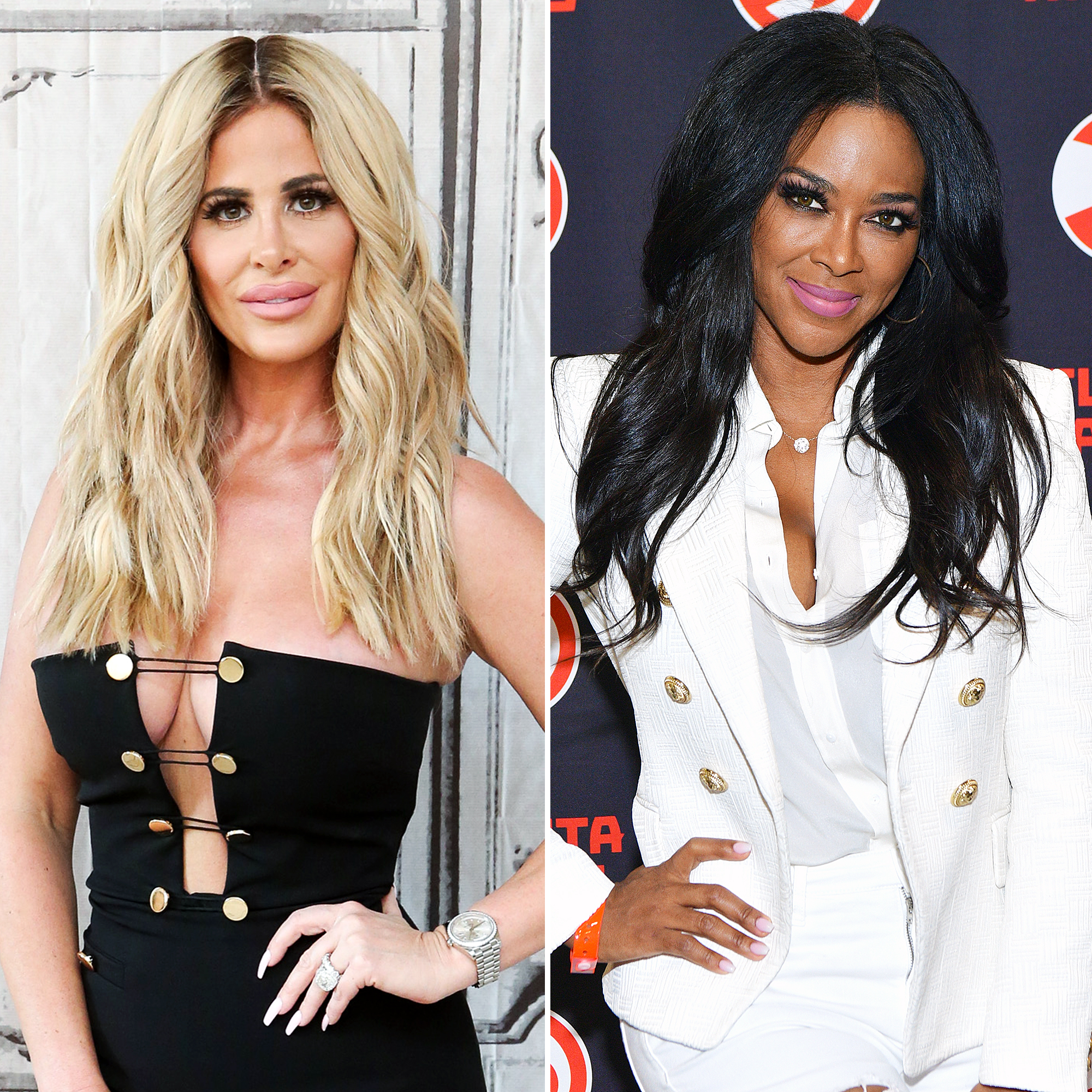 Eva Marcille Admits She's Scared Of Kim Zolciak and Kenya Moore