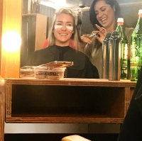 Stars Getting Ready Oscars 2018 Kristin Cavallari