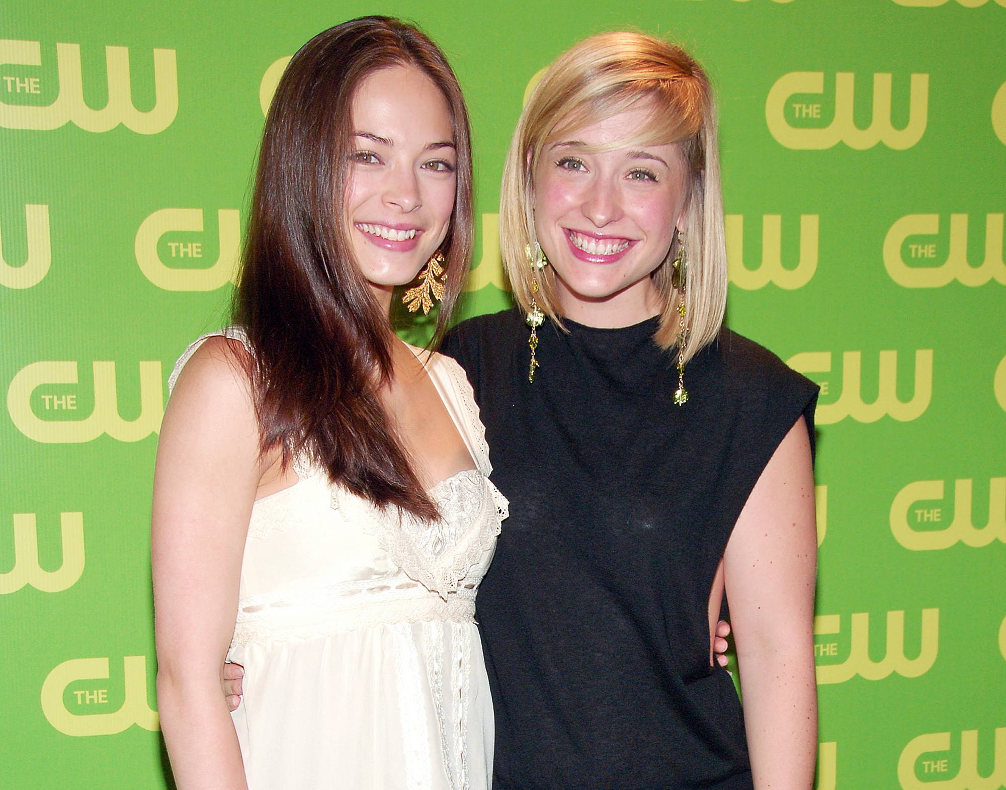 Allison Mack Tits kristin kreuk 'horrified'her time in sex cult