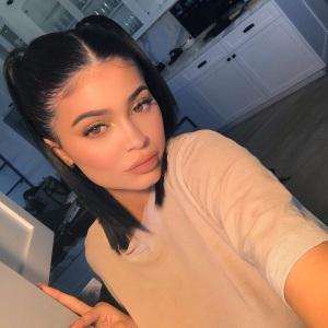 Kylie Jenner, Stormi Webster, Snapchat