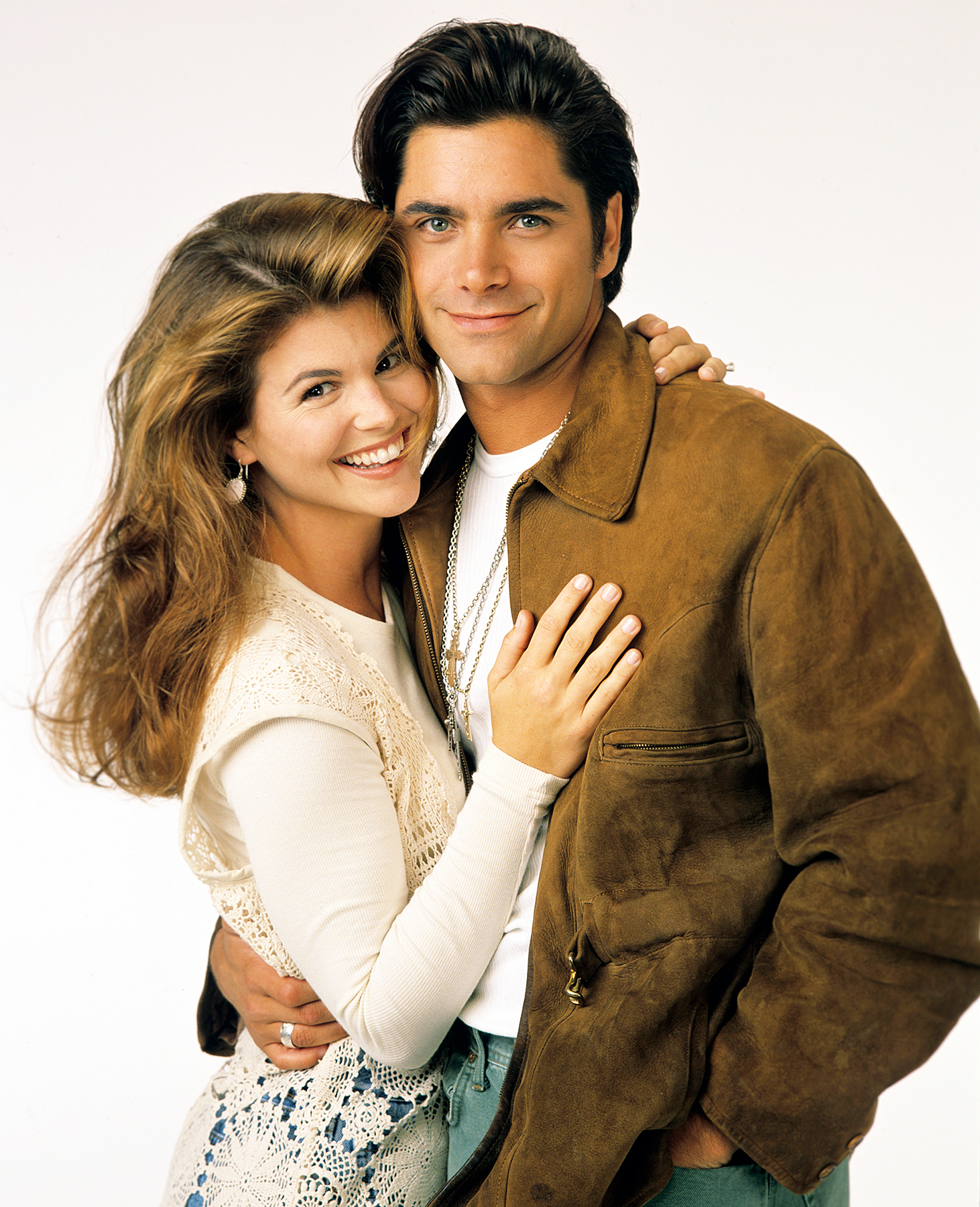 Lori Loughlin John Stamos Full House