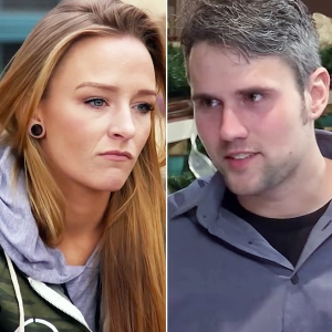 Maci Bookout and Ryan Edwards