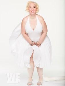 Mama June channels Marilyn Monroe