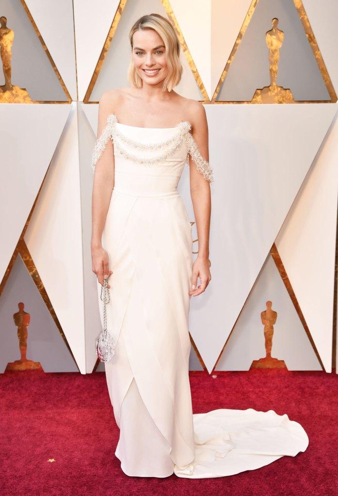 Margot Robbie AA Oscars 2018