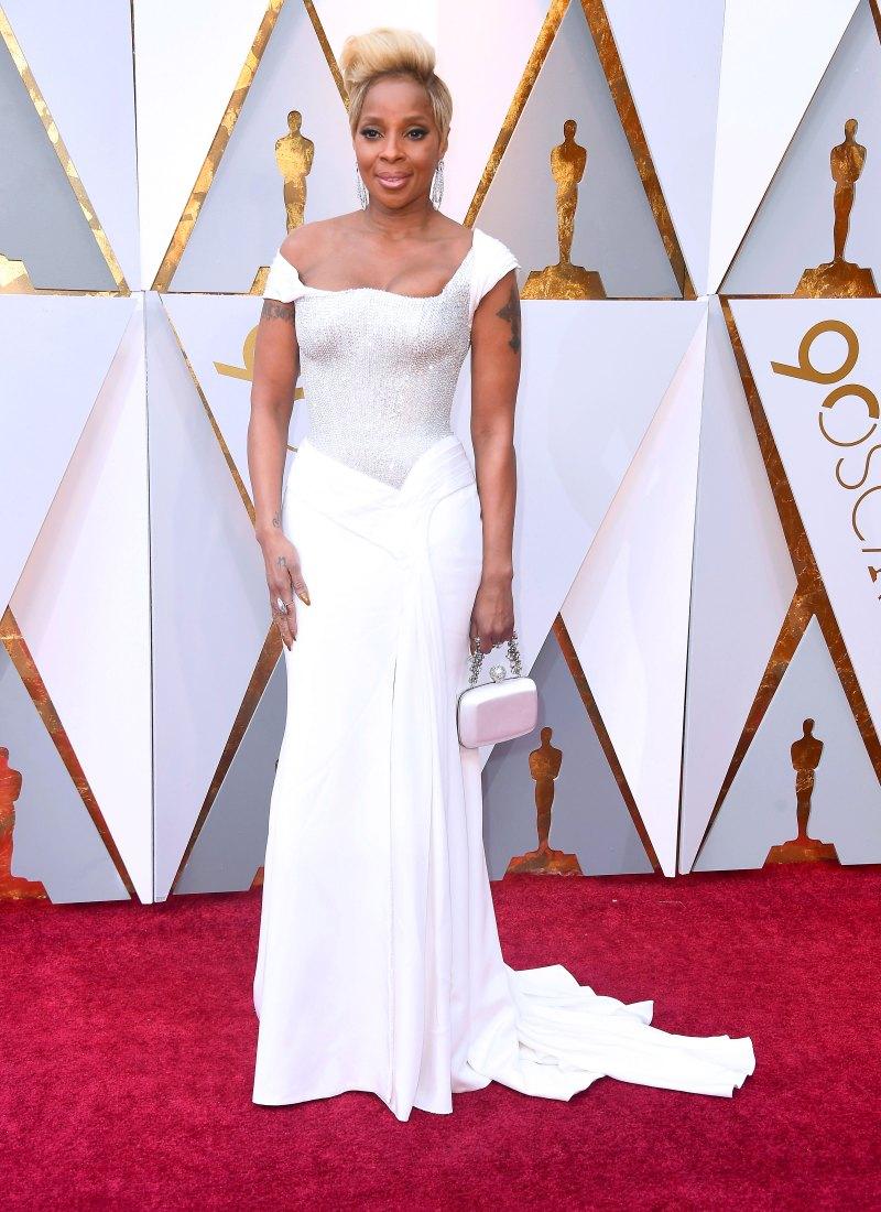 Mary J. Blige AA Oscars 2018