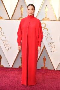 Maya Rudolph AA Oscars 2018