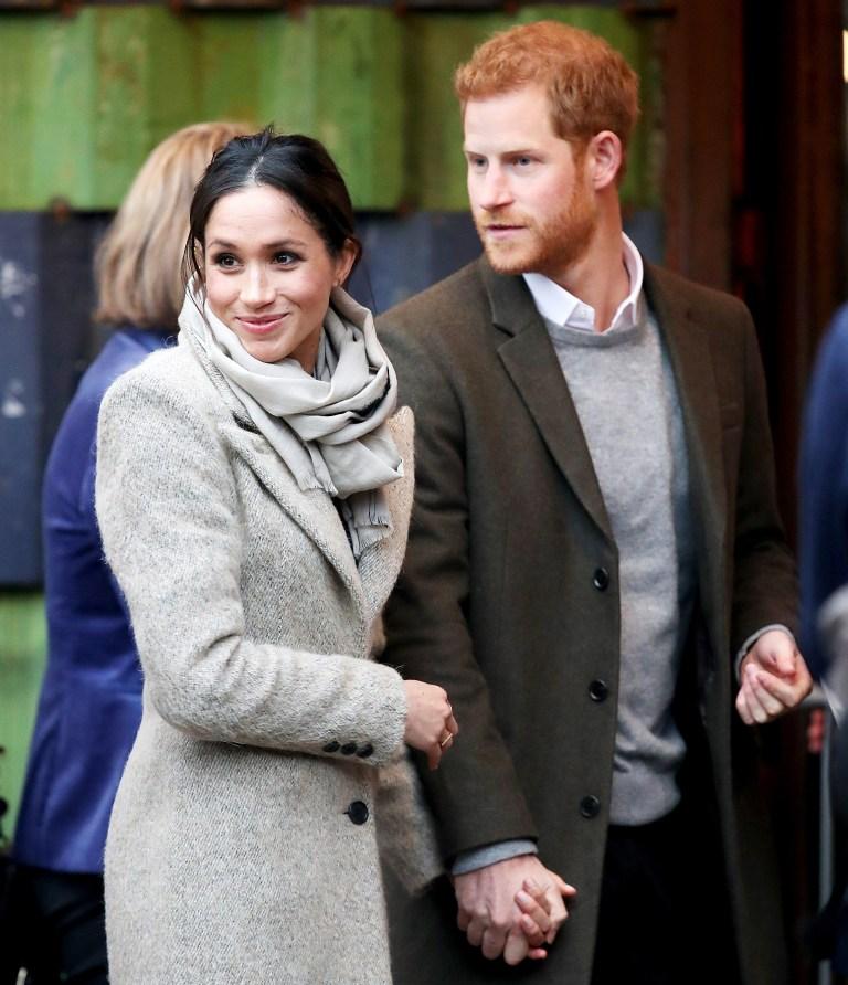 Prince Harry's Fiancee Meghan Markle Baptized Into Church of England