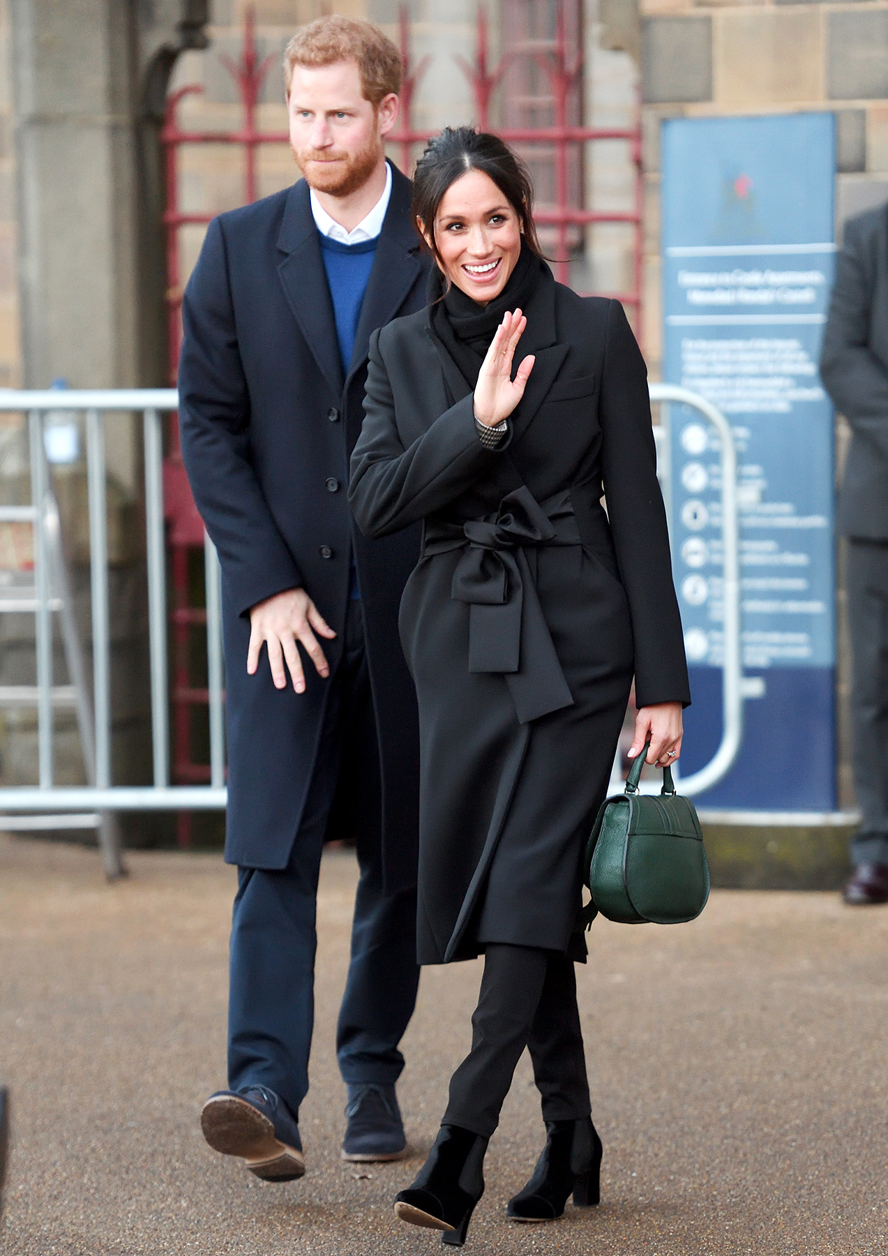 Meghan Markle Has Lost Sleep Over Relatives As Wedding Nears