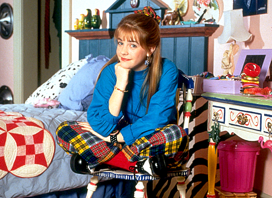 Melissa Joan Hart on Clarissa Explains It All