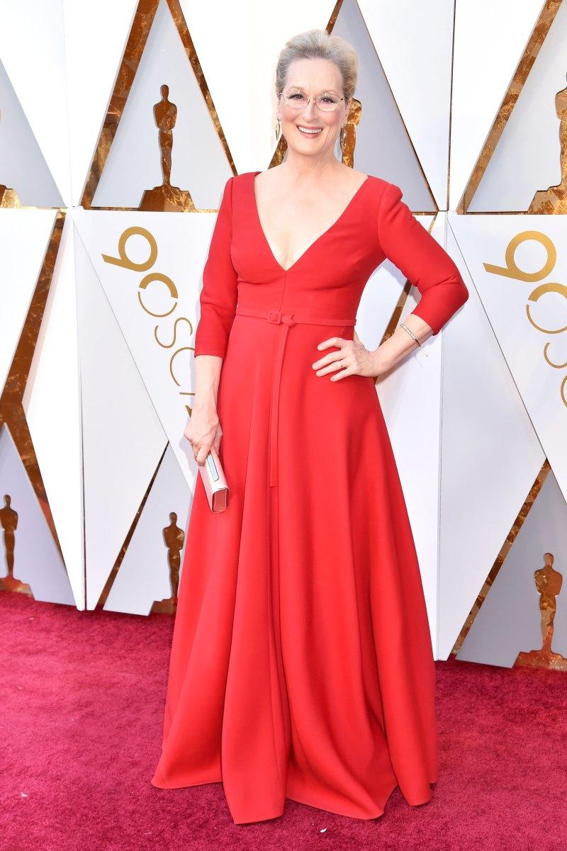 Meryl Streep AA Oscars 2018