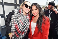 Miley Cyrus, Demi Lovato, March for our Lives, MSDStrong