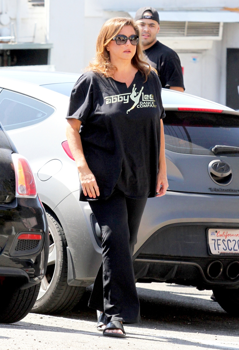 Abby Lee Miller Spotted For The First Time Since Being
