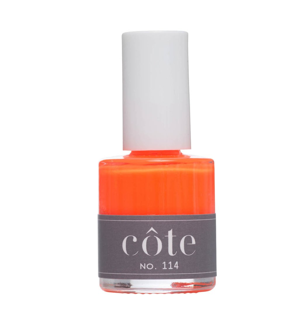 Spring 2018 Statement Nail Color Trend: Orange, Yellow, More