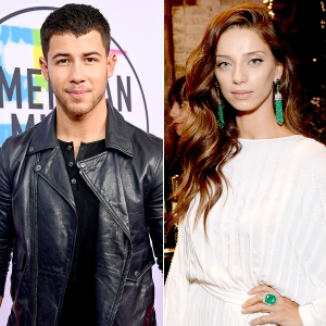 Nick Jonas and Angela Sarafyan