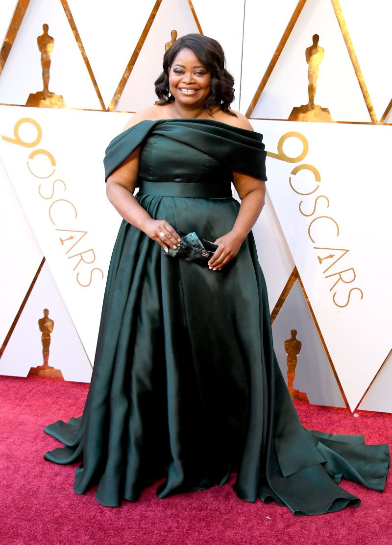 Octavia Spencer AA Oscars 2018