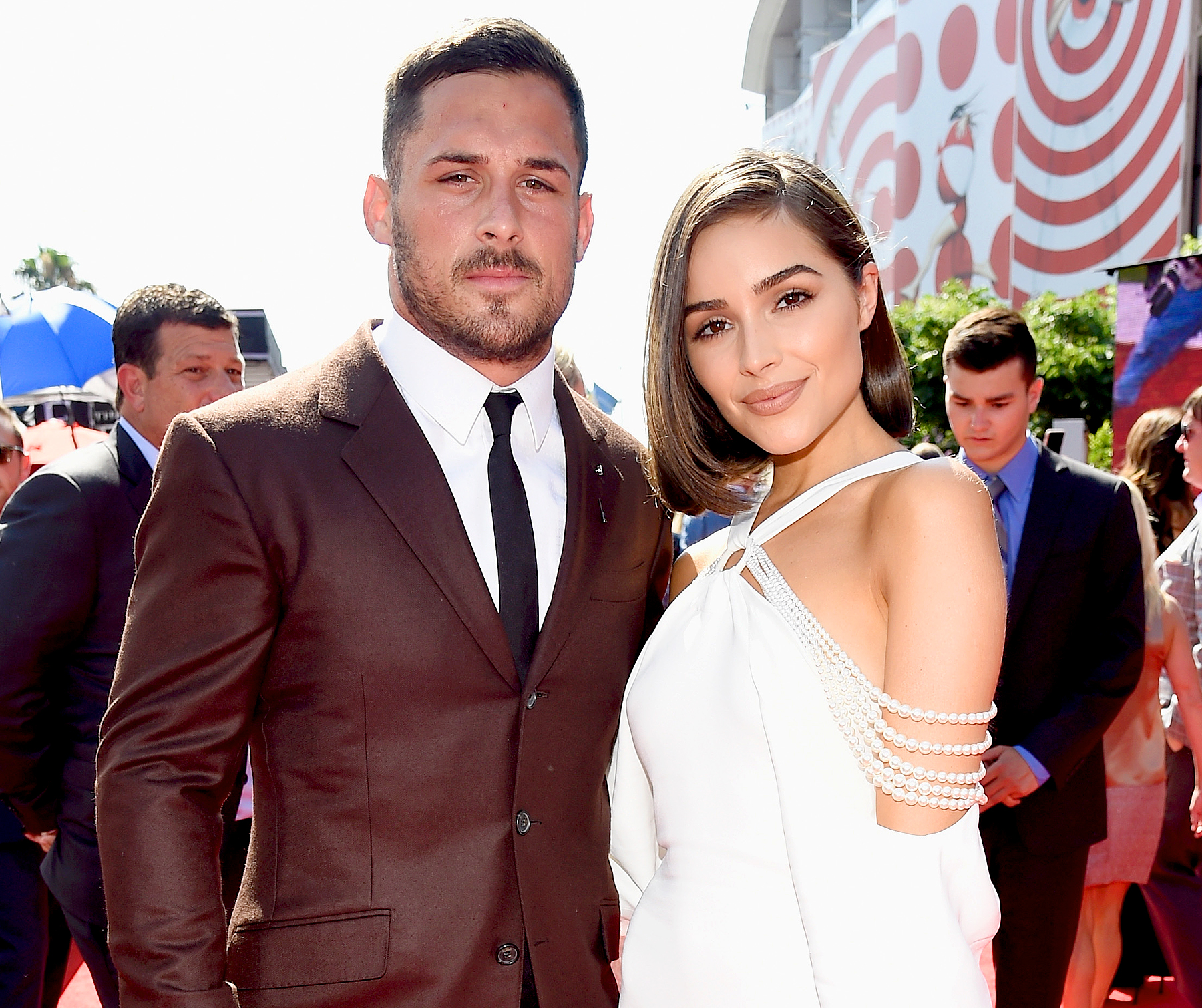 Olivia Culpo isn't ready to talk Danny Amendola 'heartbreak'