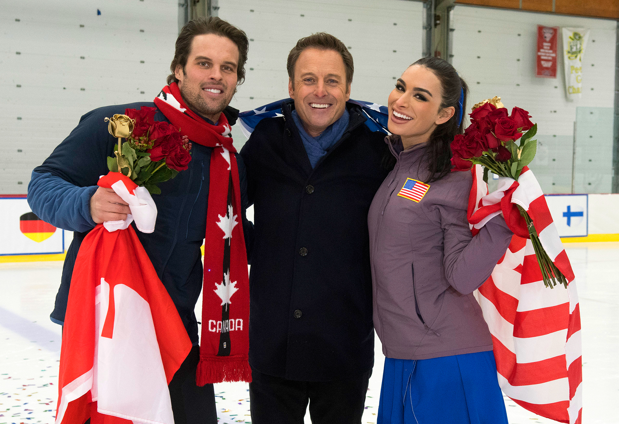 Bachelor Winter Games' Kevin Wendt & Ashley Iaconetti Split