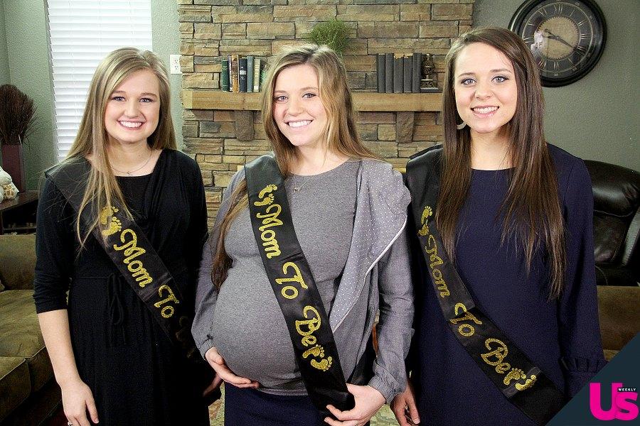 Pregnant-Joy-Jinger-Kendra-sash Duggar