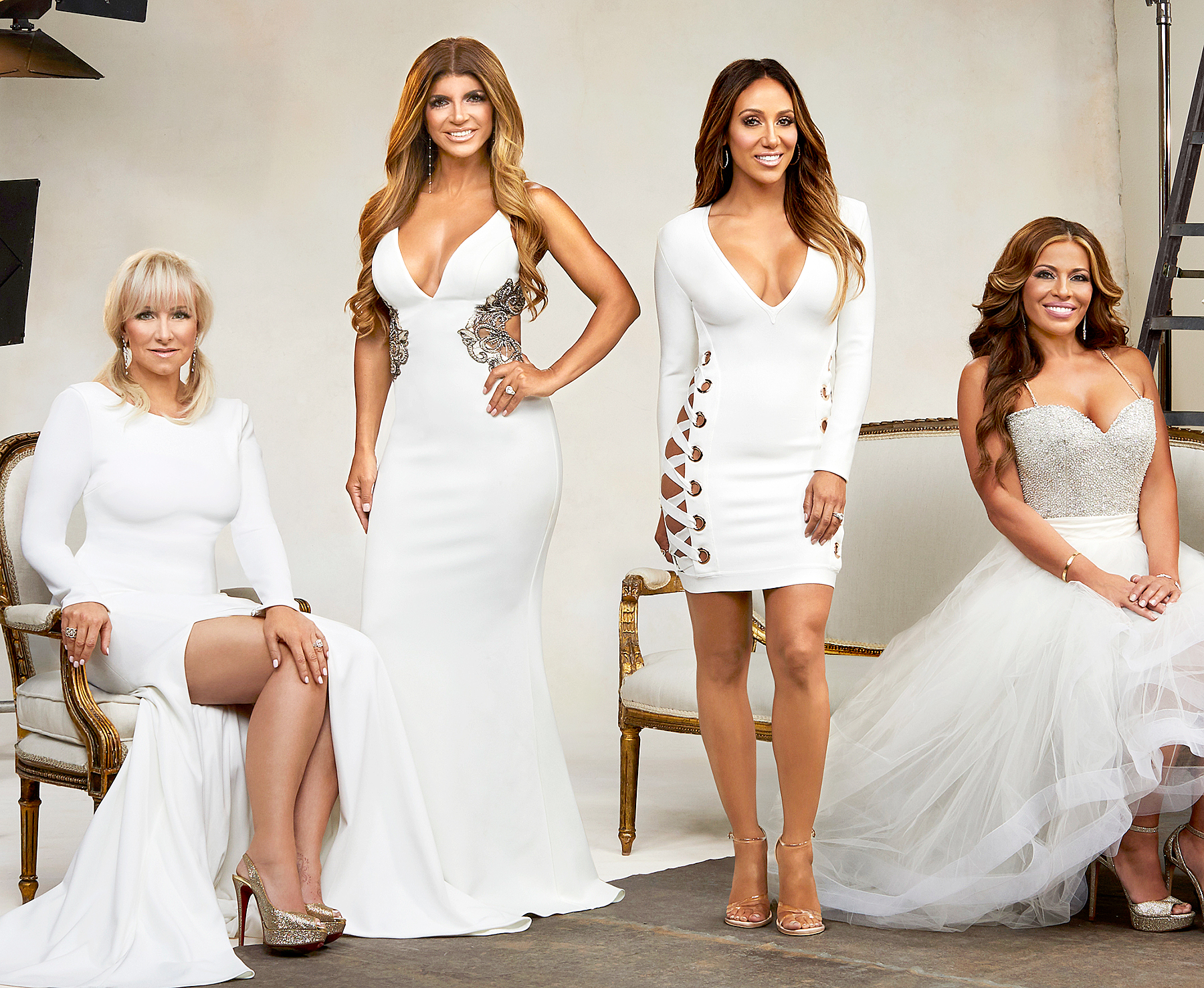 real-housewives-of-new-jersey - Margaret Josephs, Teresa Giudice, Melissa Gorga, Dolores Catania