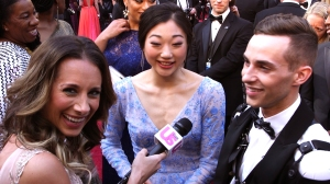 Us Weekly Oscar 2018 red carpet video