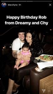 Rob Kardashian, Birthday, Blac Chyna, Dream
