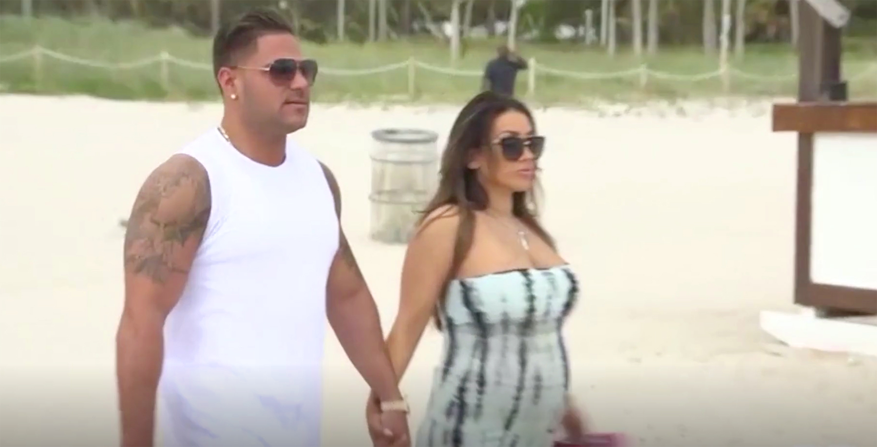 Why Isn't Sammi 'Sweetheart' Giancola Seen On 'Jersey Shore Family Vacation'?